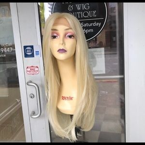 Accessories - Blonde 613 360 Fullcap Miami hairstyle New Wig New